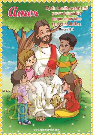 poster cristiano - amor